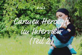 Podcastfolge Carmen Hercegfi Teil 2