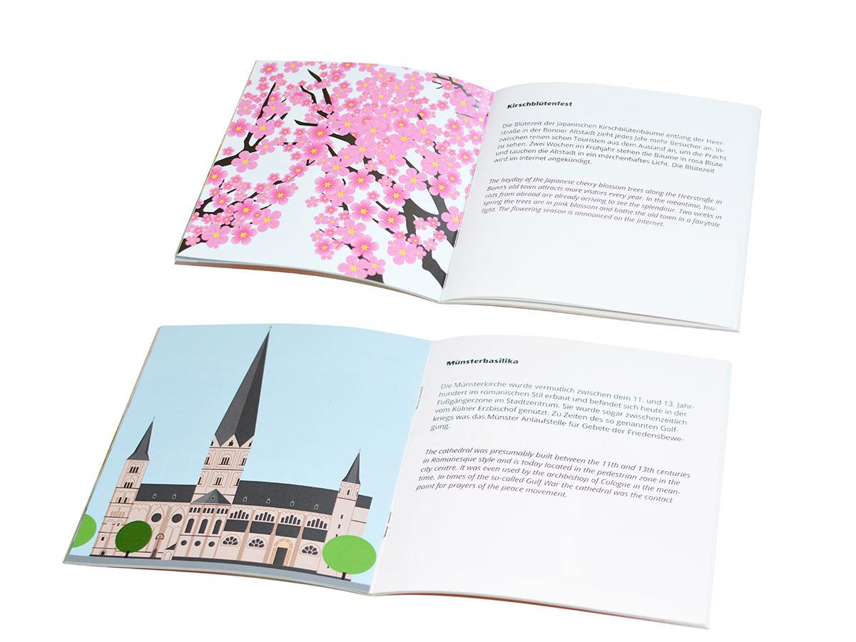 Bonn Memo Booklet