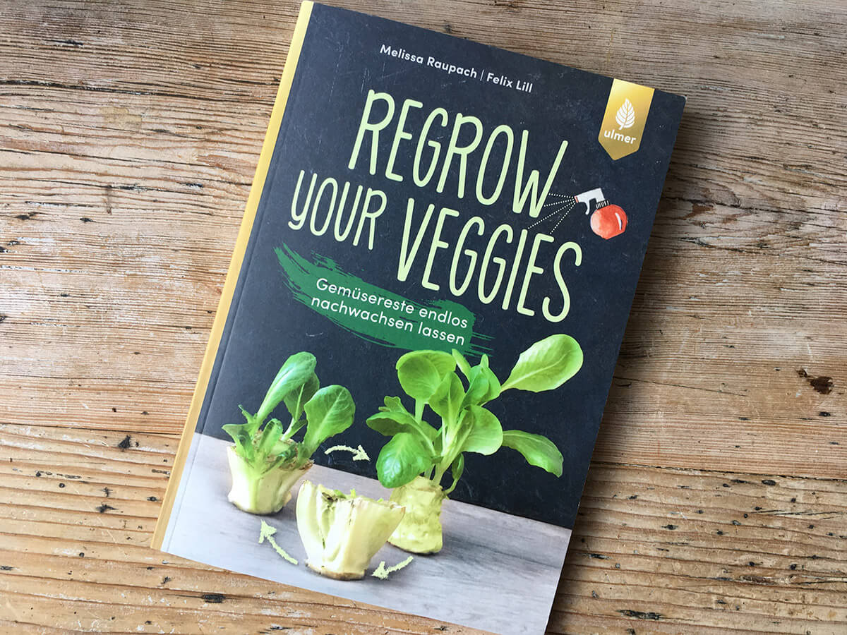 Regrow your veggie Buch