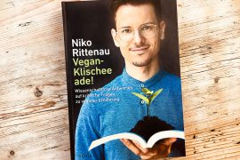 Vegan-Klischee ade - Vegan Buch Niko Rittenau