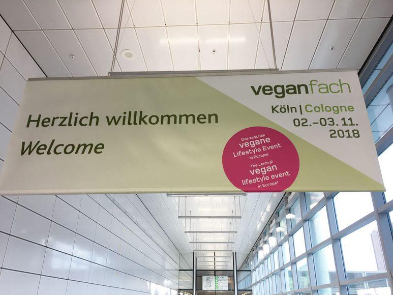 Veganfach Messe Köln 2018