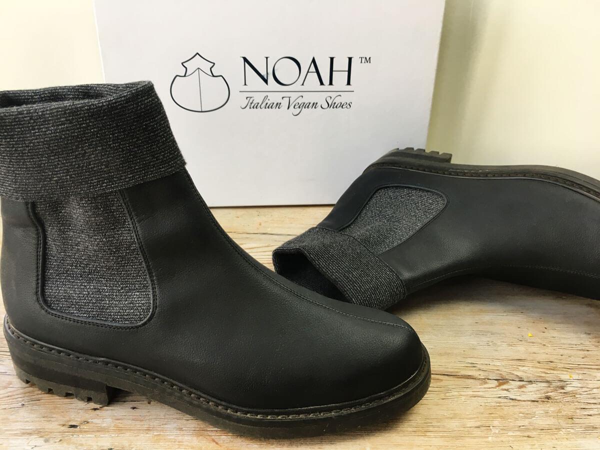 Noah Italian Vegan Shoes - Stiefeletten Paar