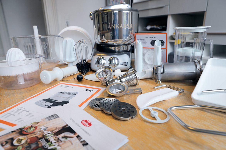 Ankarsrum Küchenmaschine aus Schweden