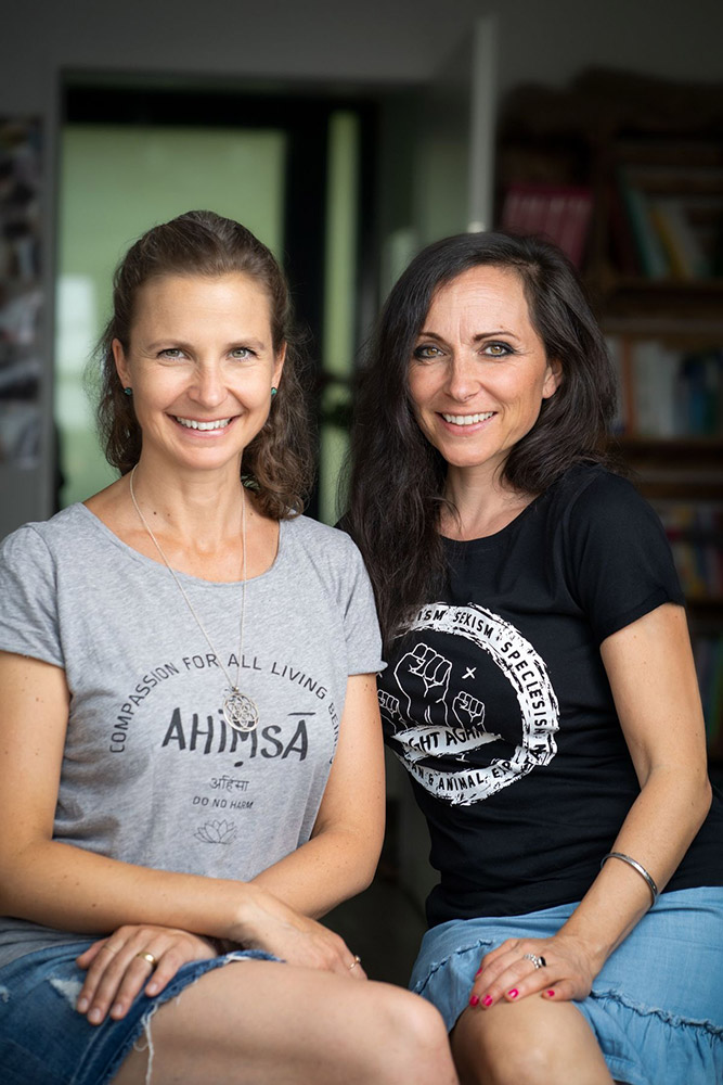 Anna und Carmen