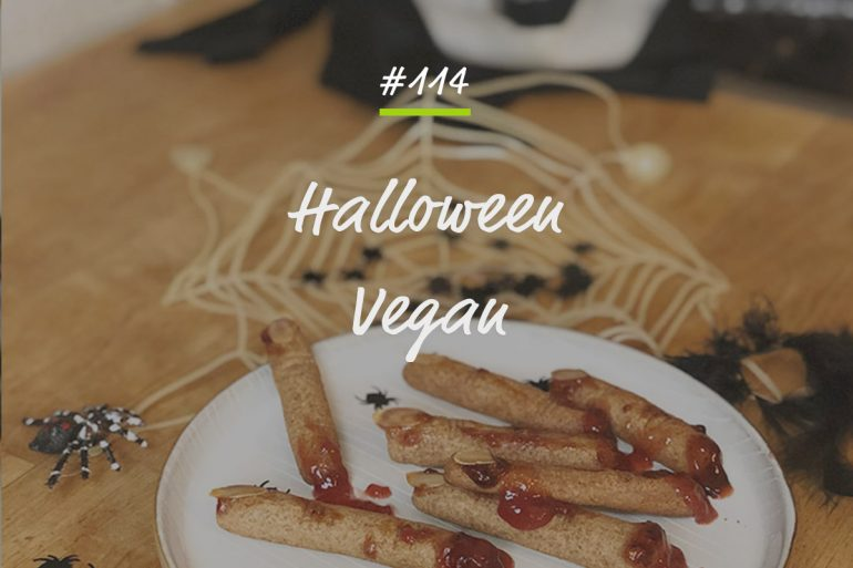 Podcastfolge Halloween vegan