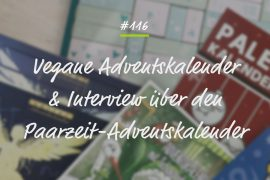 Podcsastfolge vegane Adventskalender