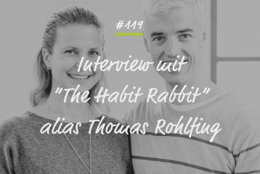 Podcastfolge The Habit Rabbit