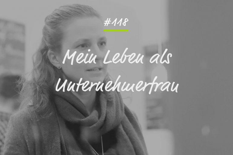 Podcastfolge Unternehmerfrau