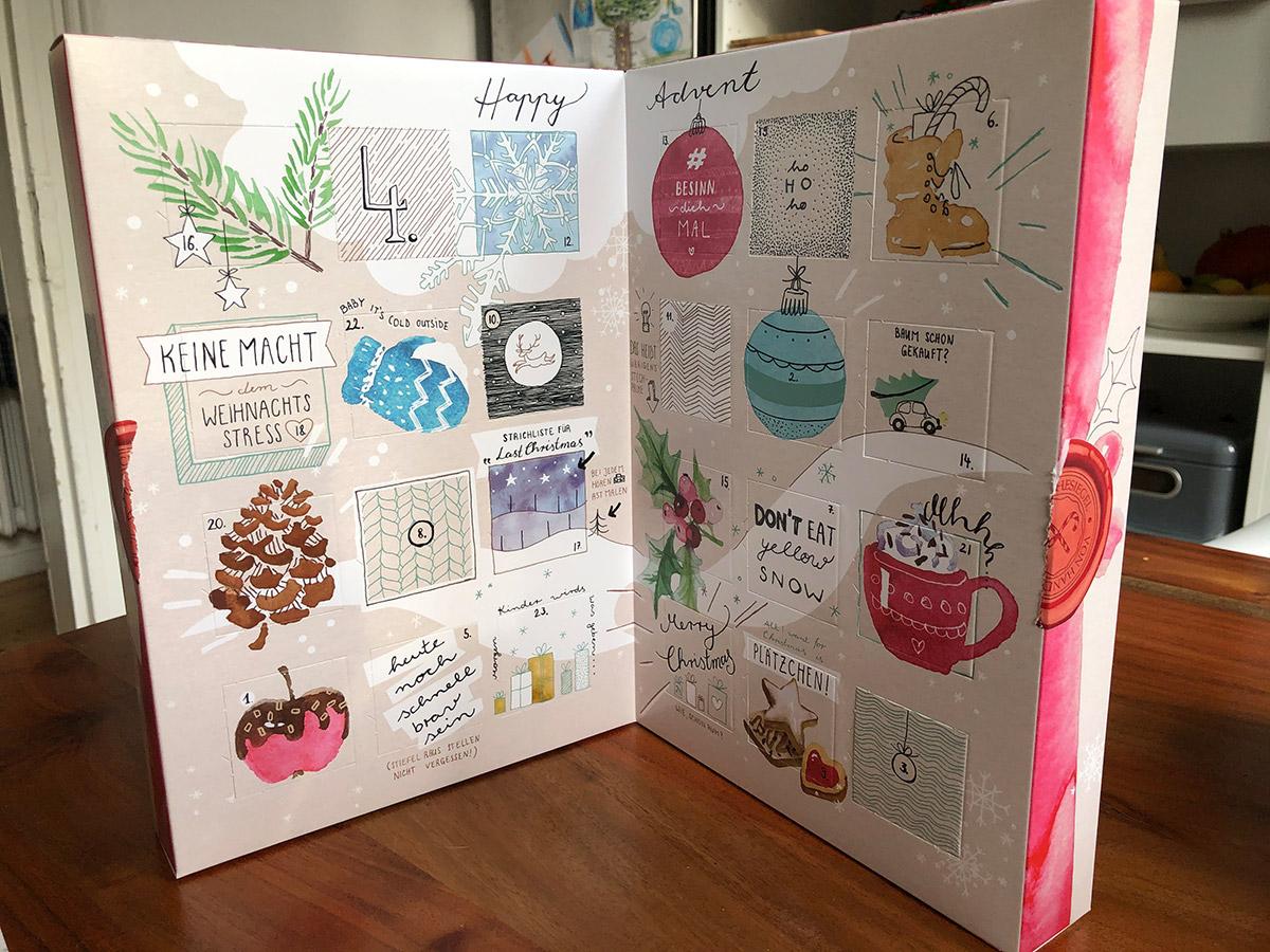 Der Zuckerbäcker Adventskalender